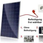 Alpha-solar sparsun 270W