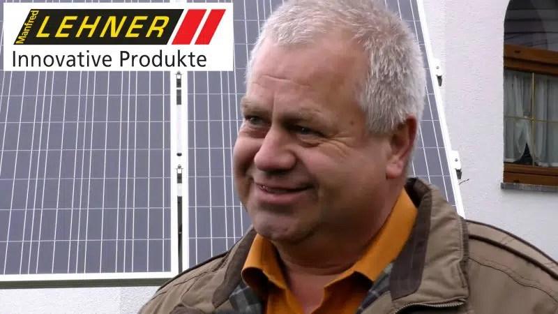 Manfred Lehner – Innovative Produkte aus Schwaben