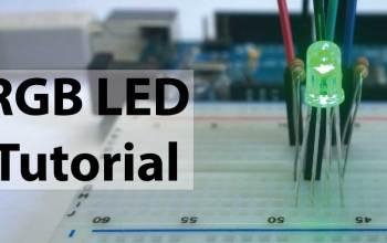 Arduino cơ bản 05: Thay đổi màu sắc Led RGB sử dụng Arduino
