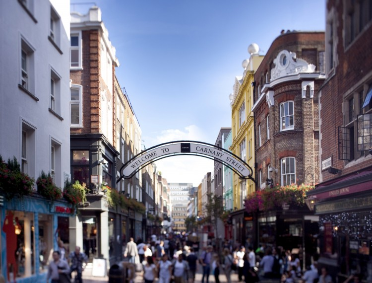 Carnaby Street Eat  Ma Che Davvero