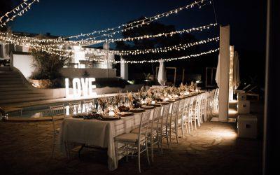 Ibiza Wedding Catering Trends 2021