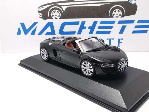 Audi R8 spider negru – 8