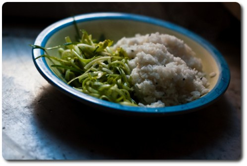 nigella puntarelle riso rdb