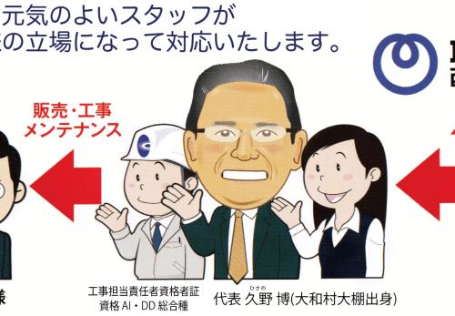 OA通信サービス FC奄美店 ㈱HISANO通信システム