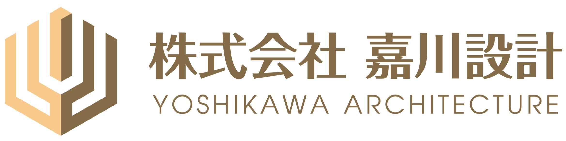 嘉川設計 ロゴ画像