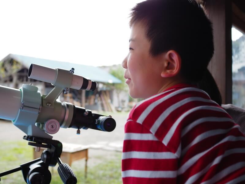 天体望遠鏡と星空観察の集い開催報告