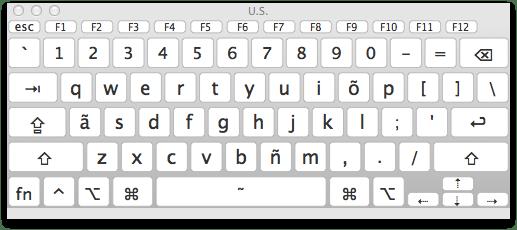 How to Put the Tilde on the Eñe on Mac OSX, iOS-Style