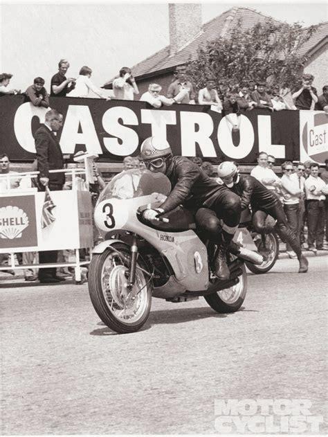 Honda racing pre 1967