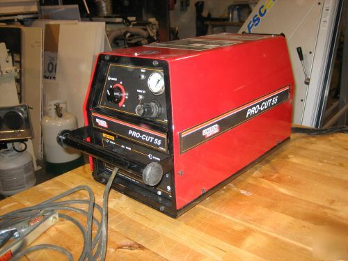 Lincoln Procut 55 Plasma Cutter With 50 Cable