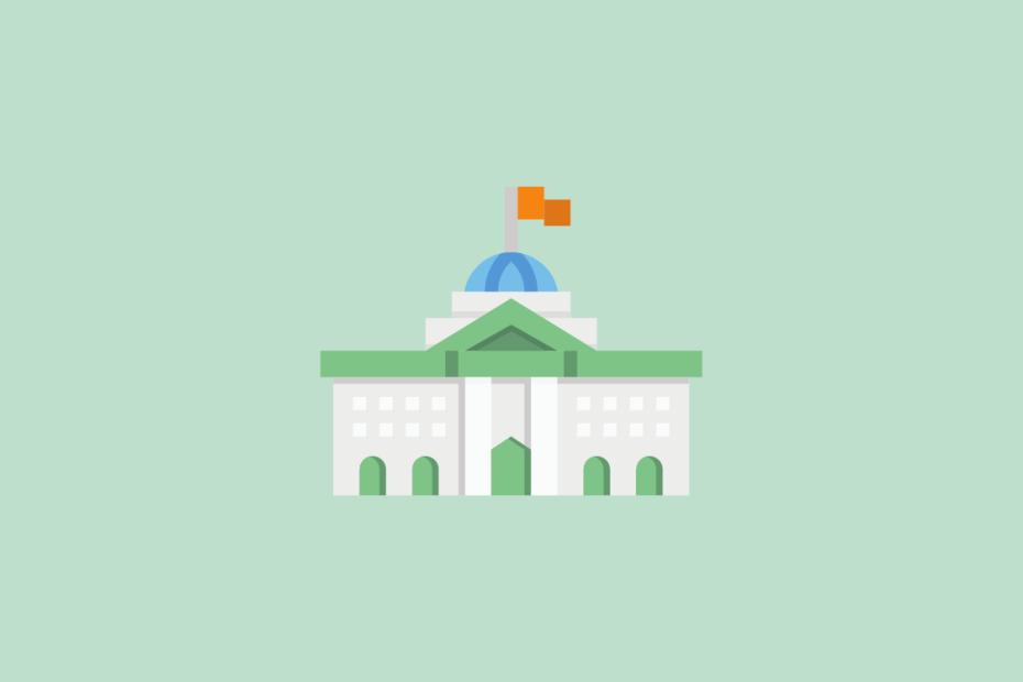 ícone de uma prefeitura
