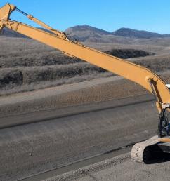 excavators caterpillar cat sponsored [ 3264 x 1384 Pixel ]