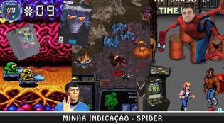 MachineCast #09 Minha Indicação Battletoads – StarCraft – Double Dragon