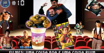 MachineCast #10 – Filmes: Uma Coisa Boa Uma Coisa Ruim