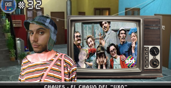 "MachineCast #32 – Chaves – El Chavo del ""UXO"""