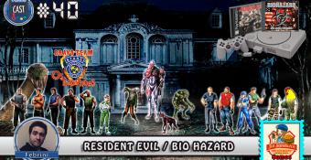 MachineCast #40 – Resident Evil / Bio Hazard