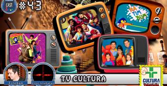 MachineCast #43 – TV Cultura