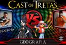 Cast of Tretas #13 – Codorna vs X