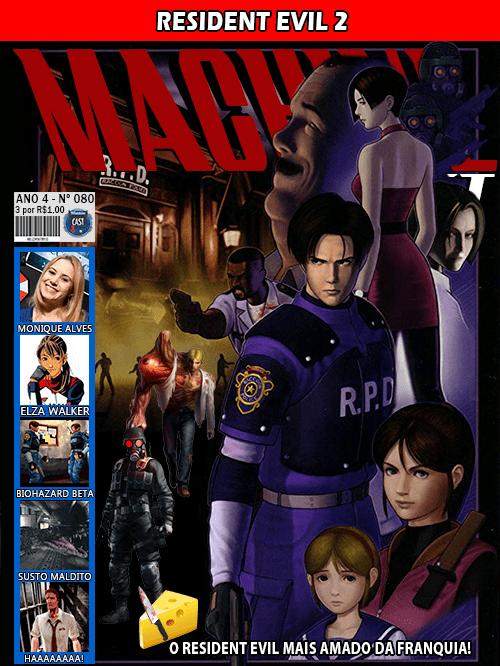 MachineCast #80 – Resident Evil 2