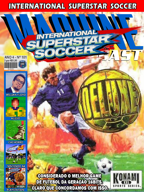 4511c9b9b9 MachineCast  101 – International Superstar Soccer - MachineCast