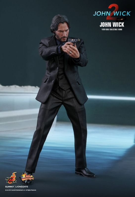 John Wick 1 En Ligne : ligne, Figurine, Chapter, Machinegun.fr