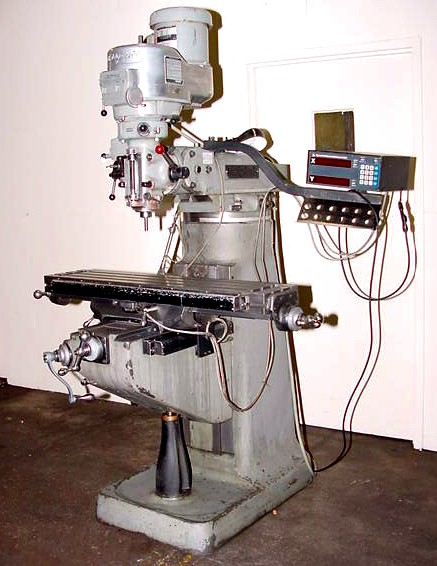 Bridgeport Series 2 Milling Machine Manual