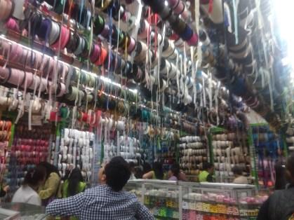 A couple of Alqueria's hundreds of shops...