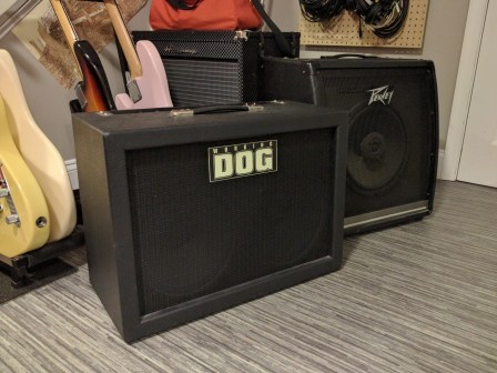 Allesandro Working Dog; Peavey KB6 ‡
