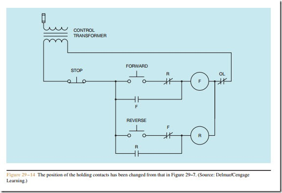 single phase submersible motor starter wiring diagram single phase reversing motor starter diagram #14