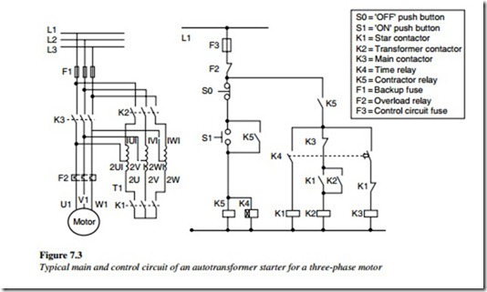 wiring diagram for auto transformers wiring wiring diagrams auto transformer starter wiring diagram wiring diagram