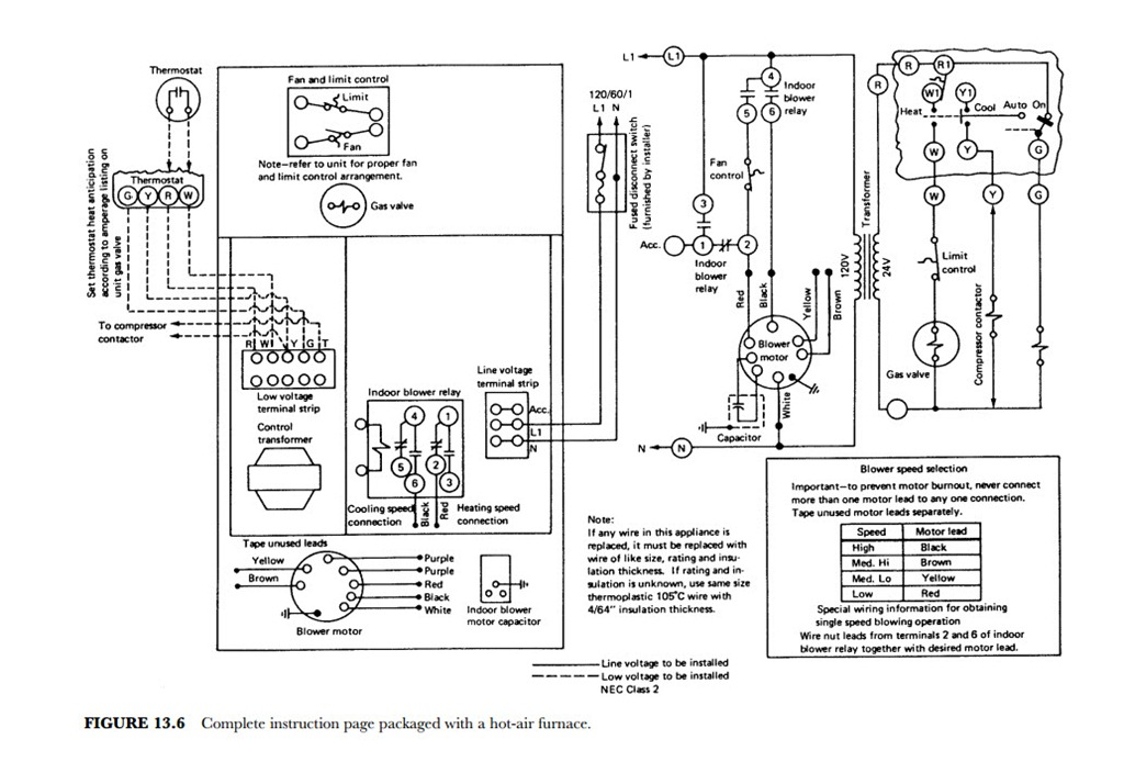 Automatic Vent Damper Wiring Diagram : 36 Wiring Diagram