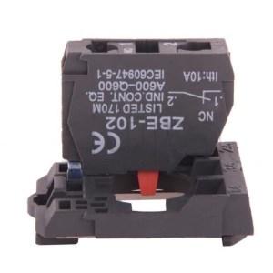 Contact base and fixation ZB5AZ102