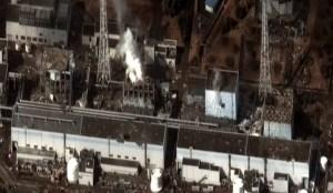 Earthquake and Tsunami damage - Fukushima Dai Ichi Power Plant