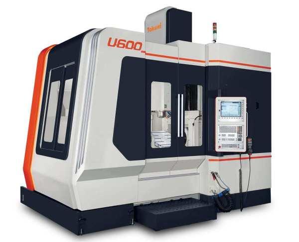 Takumi U600 5-Axis Machining Center