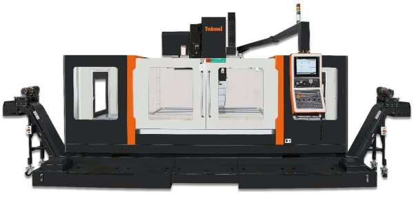 Takumi V22 Box Ways Machining Center