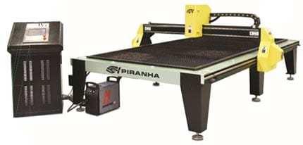 Piranha B Series Plasma Table