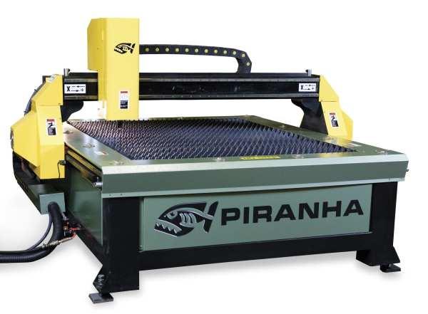 Piranha C-Series Plasma Table