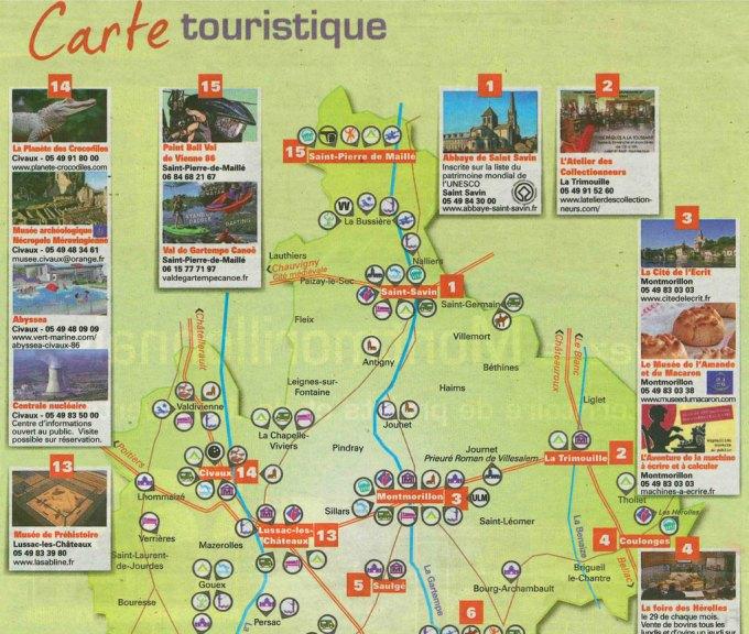 carte-touristique