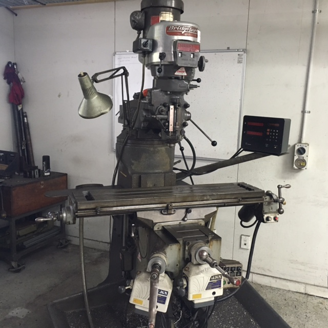 Bridgeport Milling Machine Parts