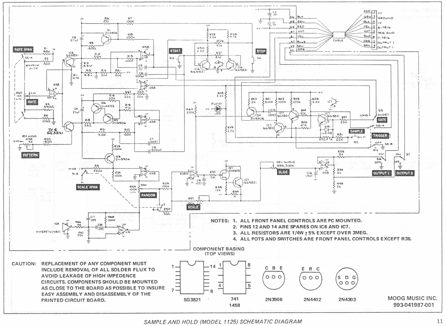 Music Machines: do-it-yourself/schematics