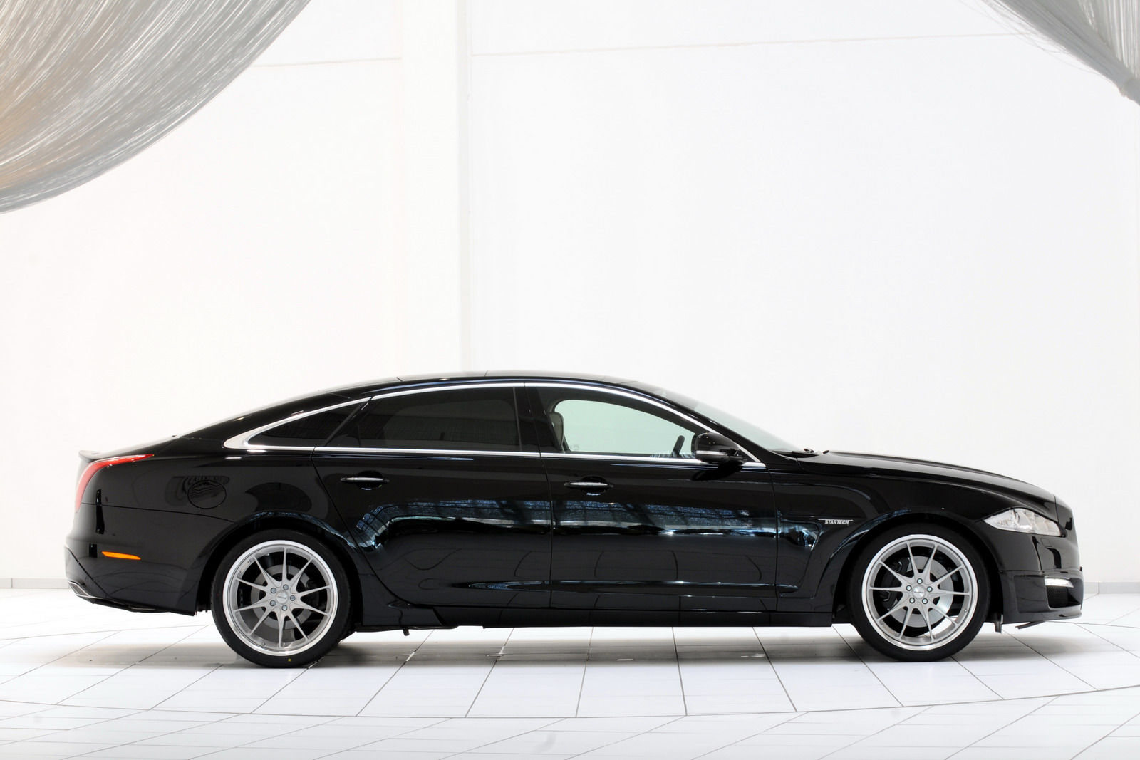 Startech Adds Style To The 2012 Jaguar XJ Limo