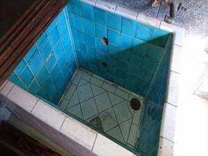 戸定邸のお風呂