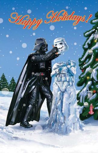 Star Wars Macha Spreads Joy