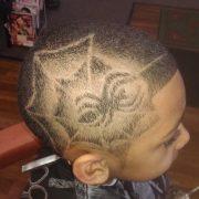 cool haircut design stylish