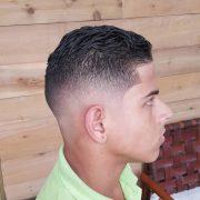 trendy short haircuts men
