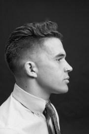 taper fade men's haircuts