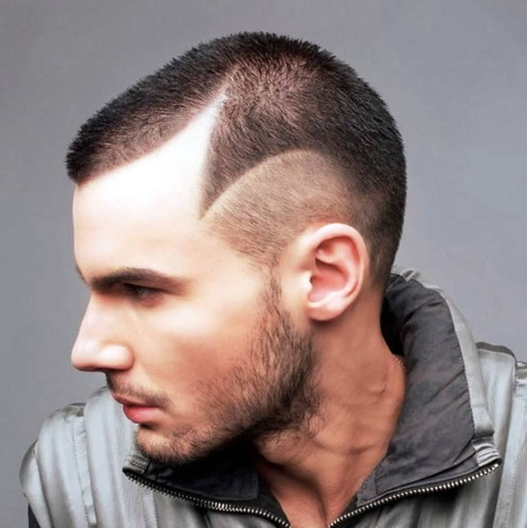 60 Best Styles For Men With Receding Hairline 2017