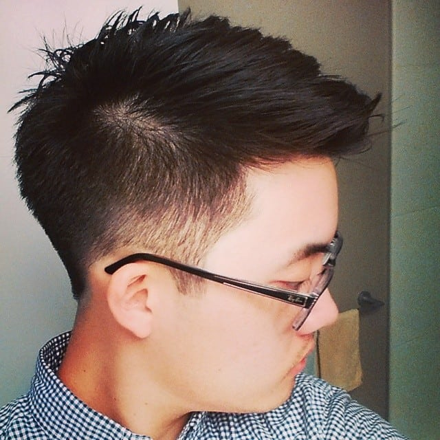 85 Charming Asian Hairstyles For Men  New In 2018