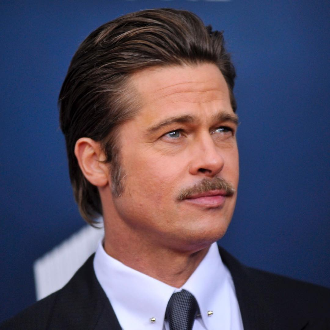 60 Charming Brad Pitt Hairstyles  Styling Ideas 2018