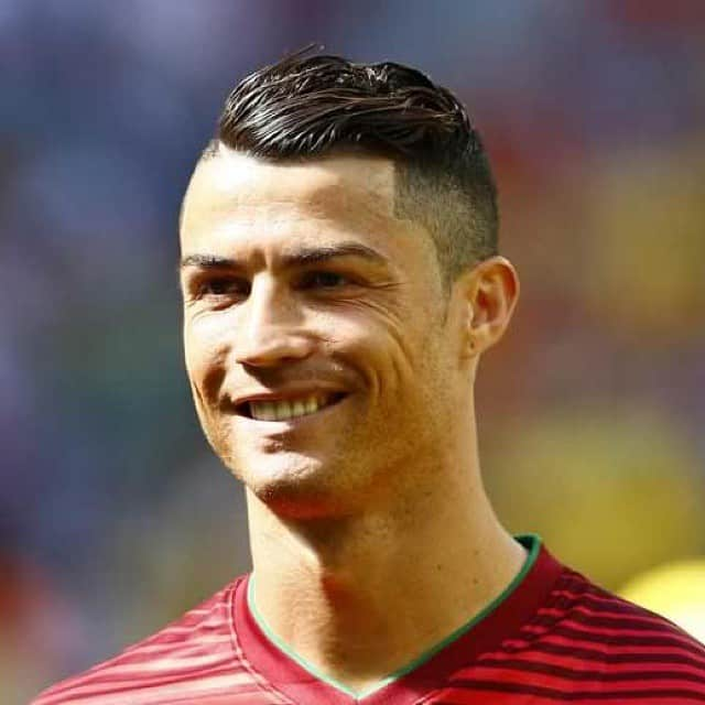 75 Amazing Cristiano Ronaldo Haircut Styles 2017 Ideas