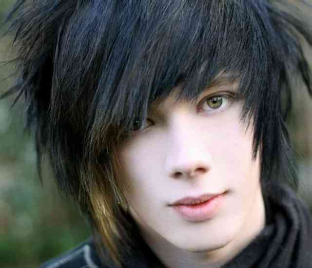 40 cool emo hairstyles for guys - creative ideas